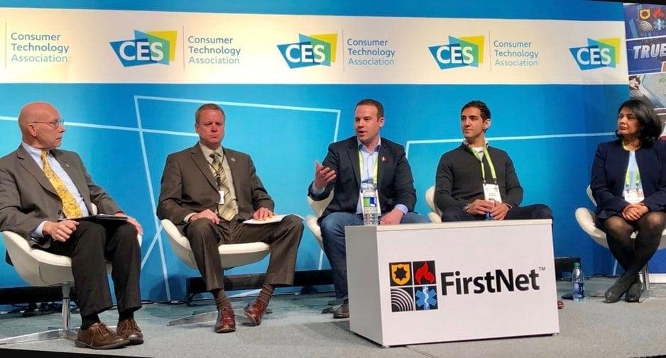 FirstNet CES 2018