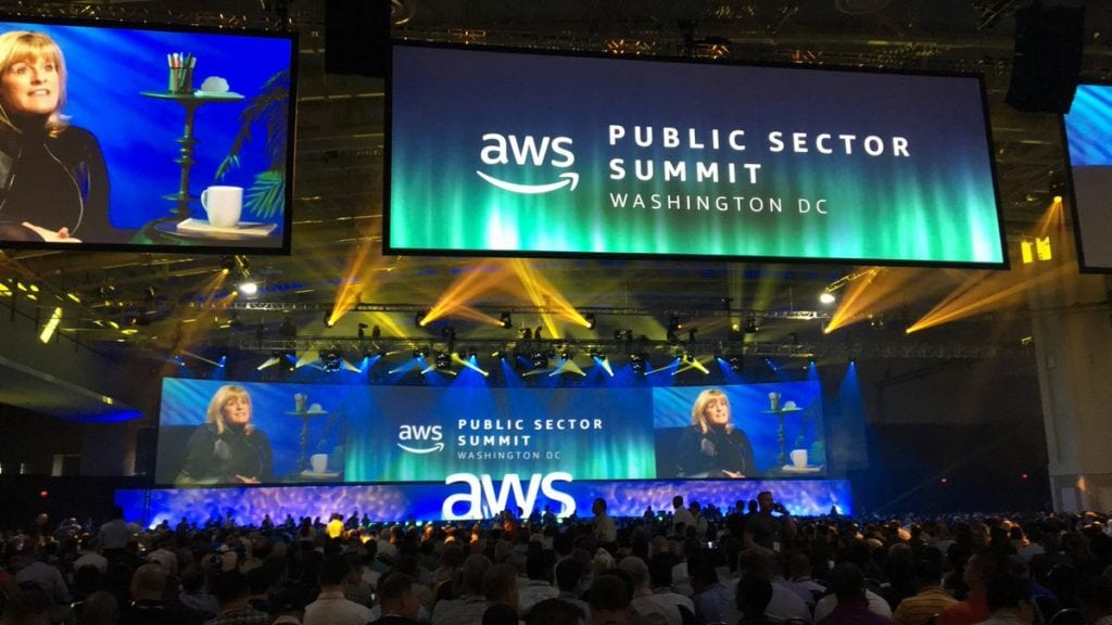 AWS Public Sector Summit 2018
